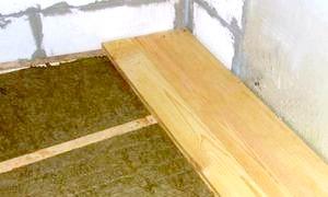 Як утеплити підлоги в приватному будинку: способи і матеріали