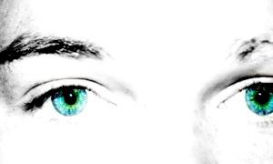 Як у фотошопі змінити колір очей - швидко і просто!