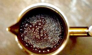 Як варити каву в турці?