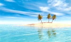 Фото - Як поводитися на безлюдному острові?