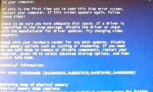 Як відновити роботу системи windows xp після пошкодження системного реєстру?