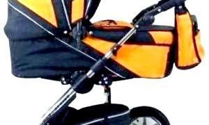 Як вибрати коляску для малюка?