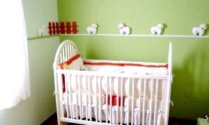 Як вибрати ліжечко для новонародженого - екологічність, безпека, комфорт