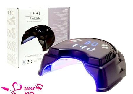 Фото - LED лампа для нігтів OPI