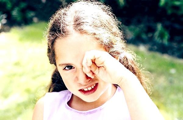 Фото - Недотримання гігієни - часта причина ячменю у дитини