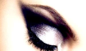 Як виконати макіяж смокі айс для карих очей самостійно