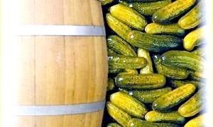 Як заготовити огірки? робимо запаси про запас