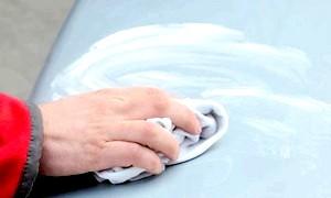 Як зафарбувати подряпину на автомобілі