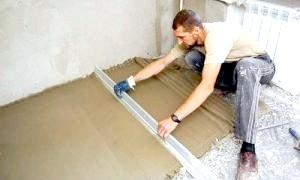 Як залити підлоги в квартирі самостійно: інструкція для «чайників»