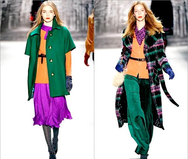 Фото - Смарагдово-зелений і яскраві відтінки