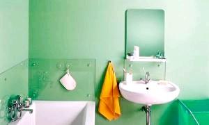 Який матеріал використовувати в обробці стін ванної кімнати?