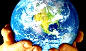 Яка планета земля в цифрах?