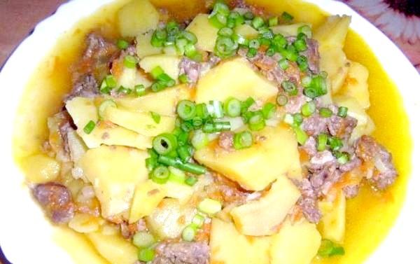 Фото - Прикрасьте блюдо зеленою цибулею