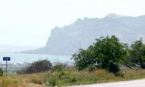 Коктебель - країна коньяків біля підніжжя Карадага