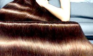 Комплекс заходів, що забезпечує швидкий ріст волосся