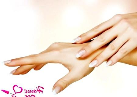 Фото - красиві і доглянуті руки