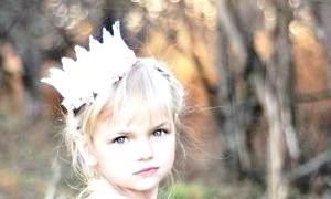 Фото - Корона для принцеси своїми руками - просто і красиво