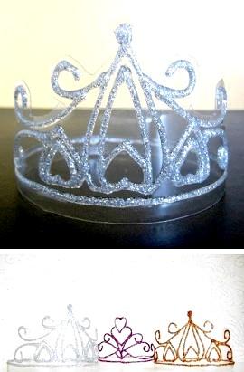Фото - Оригінальна і нескладна корона для принцеси своїми руками з пластикової пляшки