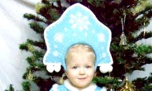 Корона для снігуроньки своїми руками - як зробити новорічний костюм ексклюзивним