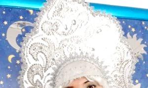 Корона для снігової королеви своїми руками - просте втілення вишуканих ідей