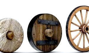Хто винайшов колесо? перевірте свою ерудицію!