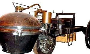 Фото - Хто винайшов автомобіль?