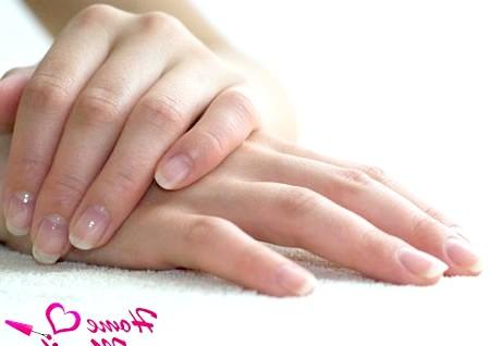 Фото - здорові доглянуті нігті