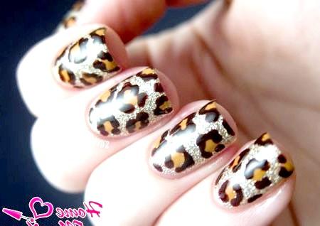 Фото - стильний леопардовий принт