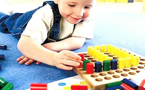 Фото - логічні ігри для малюків