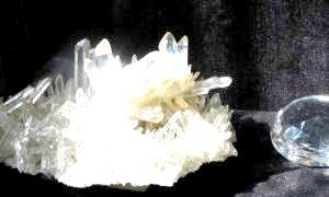 Магічна сила гірського кришталю - камінь провісників і цілителів