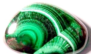 Магічні і лікувальні властивості каменю малахіту