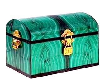 Фото - Малахітова шкатулка - російський бренд! Фото з сайту goroduspeha.com