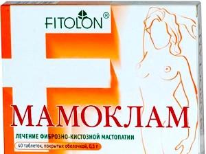 Мамоклам, гормональний чи ні?
