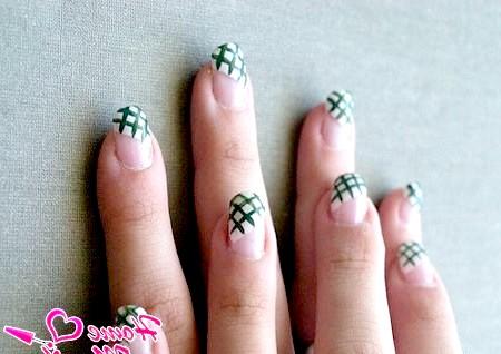 Фото - найпростіші малюнки на нігтях