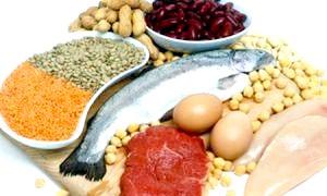Меню для м'язів і здоров'я, або в яких продуктах міститься найбільше білка