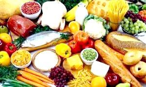 Меню здоров'я: продукти, що містять залізо