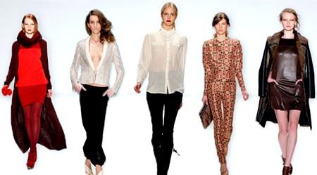 Mercedes-benz fashion week в Берліні: модні тренди осінь-зима 2012-2013