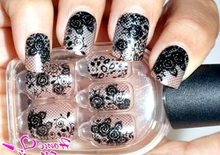 Фото - елегантний дизайн нігтів від Impress