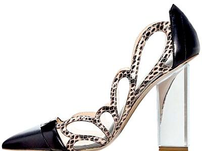 Модна літнє взуття