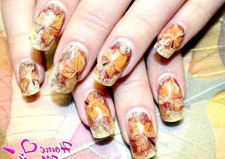 Модні тенденції в осінньому дизайні нігтів