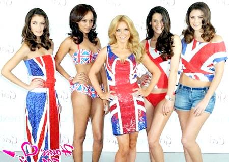 Фото - модна колекція одягу в британському стилі