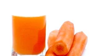 Морквяний сік: користь і шкода, протипоказання, цілющі властивості