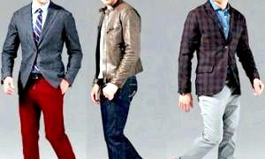 Чоловічий піджак під джинси: елегантність в повсякденності
