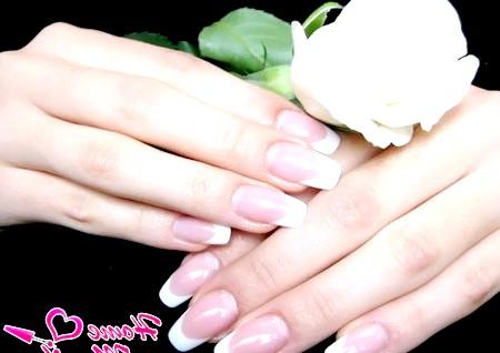 Фото - красиві і елегантні акрилові нігті