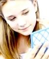 Фото - натуральний макіяж для підлітків