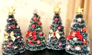Новорічна ялинка з цукерок своїми руками - солодкий сюрприз до свята