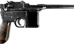 Про пістолеті маузера