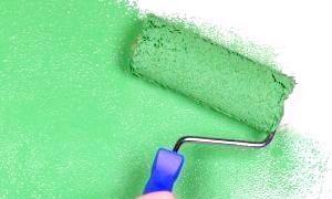 Шпалери під фарбування в інтер'єрі сьогодні: різновиди, застосування, переваги і недоліки