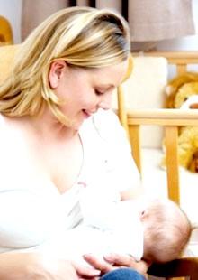Фото - Період лактації підвищує ризик розвитку захворювань грудей
