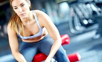 Відпочинок між підходами, інтенсивність тренування, кількість спалюваних калорій